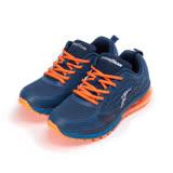 (男) GOODYEAR KPU氣墊慢跑鞋 藍 GAMR73156 男鞋 鞋全家福