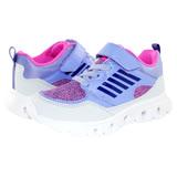 K-Swiss X Hype Lite 超輕量運動鞋-童-莓粉/紫丁香
