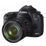Canon EOS 5D Mark III + 24-105 F4 IS UAM KIT (公司貨)-*超值送64G卡+專業火箭吹球(大)+高級拭鏡筆+專用電池