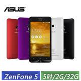 (拆封福利品) ASUS ZenFone 5 A500KL 5吋 2G/32G LTE版(黑色)-【送原廠皮套+原廠保護套+原廠背蓋+專用保護貼】