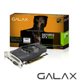 GALAX GTX 1050 OC 2GB DDR5 顯示卡