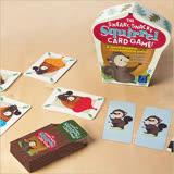Educational Insights 美國兒童益智桌遊 - 小松鼠遊戲卡