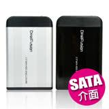伽利略 SATA USB2.0 2.5吋 硬碟外接盒(HD-256U2S)
