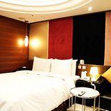 台北-寶格利時尚旅館-時尚黃鑽3小時休息雙人券(平假日皆適用)