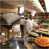 【礁溪】長榮鳳凰酒店-雙人高級/綠景湯屋+雙人午餐