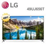 《福利品》LG樂金 49吋 UHD 4K 液晶電視 49UJ656T