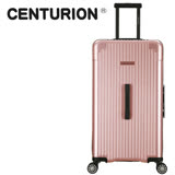 【CENTURION】美國百夫長CRUISE克魯斯系列29吋行李箱-玫瑰金A01(胖胖箱)