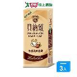 貝納頌咖啡-榛果風味拿鐵375ml*3