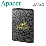 宇瞻 APACER 全新AS340系列 220G SSD固態硬碟 (三年保)