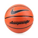 NIKE DOMINATE 6號籃球-戶外 橘黑 F