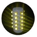 《MAXSTAR》LED滿天星節能燈管E27/1.4w暖白光A525L