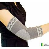 【Phyllotex】黑樂絲元氣竹炭護肘2個入 (台灣製)