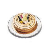 【烘焙雅集】咖啡8吋慕斯蛋糕