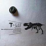 【Design W 創意壁貼】時尚家飾 T - Rex