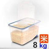 《米香》8kg密閉式米桶(附輪)