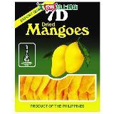 7D菲律賓芒果乾200g