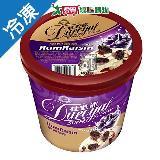 杜老爺Super冰淇淋-藍姆葡萄656±15g/桶