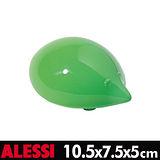 ALESSI 『刺蝟先生』迴紋針磁鐵-綠色