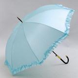 巧麗浪漫晴雨兩用滾邊直傘