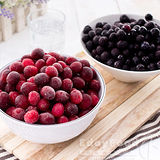 【天時莓果】冷凍蔓越莓/藍莓4包(400g/包)