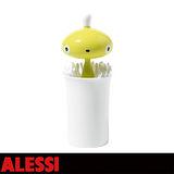 ALESSI 『土撥鼠』棉花棒架-綠