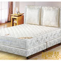 【絲麗翠-貝卡系列】雙人蜂巢式獨立筒床墊