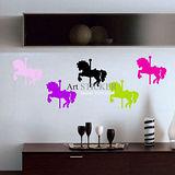 Art STICKER璧貼 ● The unicons