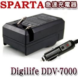 SPARTA Digilife DDV-7000 急速充電器