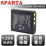 SPARTA Acer CR-8530 日製電芯 數位相機 鋰電池