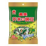 義美芥末脆豌豆151g
