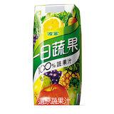 波蜜一日蔬果100%蔬果汁330ml*6罐