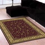 【范登伯格】芭比人造絲質地毯-韻醇(紅米藍三色可選)140x190cm