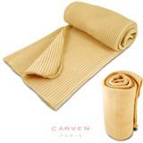 Carven 系列-雙面壓條紋四季毯(4X5尺)