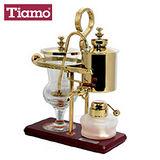 Tiamo CF490S比利時咖啡壺450cc-金色 (HG0136)