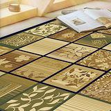【范登伯格】比提人造絲毯系列-圖藤(100X140)