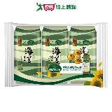 橘平屋韓味海苔-原味4.2g*3包