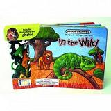 ( 任選 )In the Wild (Junior Groovies)啟蒙玩具書
