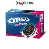 奧利奧OREO巧克力三明治餅乾-雙倍夾心457g