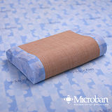 【Microban】抗菌涼夏記憶枕(大尺寸)