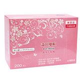 森田藥妝親水化妝棉200片