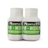 諾得丹蔘+納豆紅麴膠囊(60粒/2瓶)