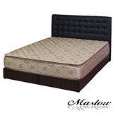 【Maslow-時尚格調】加大床組-6尺(不含床墊)-黑