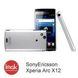 IMAK SonyEricsson ARC X12 專用鈦金版超薄磨砂亮彩保護殼