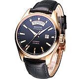 EPOS 時代經典極致機械錶(3402.142.24.15.25)玫瑰金色