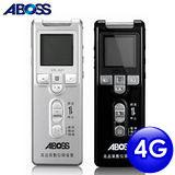 (福利品特價)ABOSS高音質數位錄音筆4GB(VR-21)