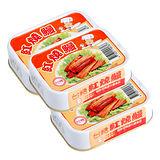 台糖紅燒鰻(100g/罐;3罐1組)