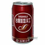 【台糖】加鹽沙士(350ml/瓶,24瓶裝/箱)