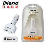 iNeno For iPod 配件組(MP3 Player Charger IN-CK01)