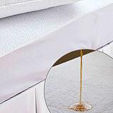 義大利La Belle《防蹣抗菌透氣防水-毛巾布包覆式保潔墊》-- 加大