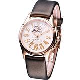 HAMILTON Jazzmaster 爵士精靈 時尚機械錶-(H32345483)玫瑰金色